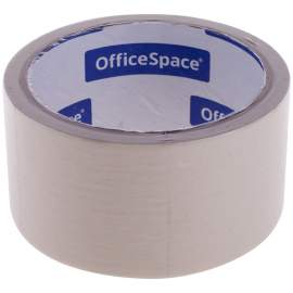Клейкая лента малярная OfficeSpace, 48мм*14м, ШК	,КЛ_1115